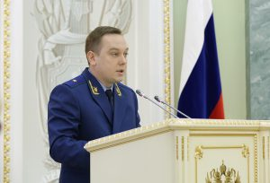 Александр Буксман: полномасштабная работа по противодействию коррупции —  приоритетная задача прокуратуры